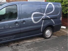 The Venue Stylist Vehicle Graphics