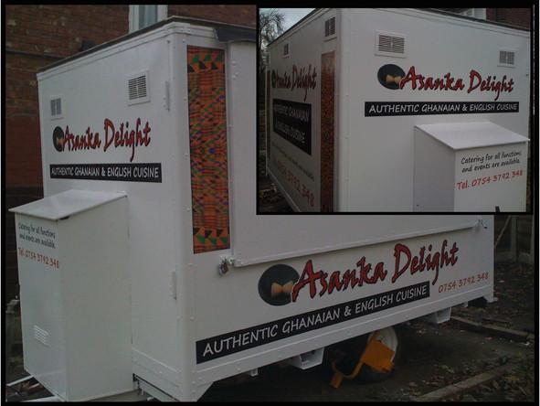 Mobile Food Graphics