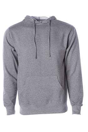 ATHLETIC HEATHER HOODY