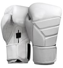 White Hybrid Gloves