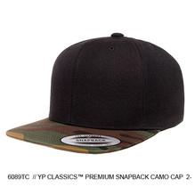 CAMO BILL HAT