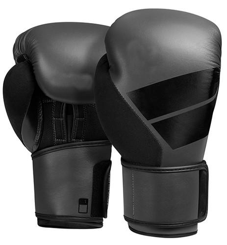 Gray & Black Gloves