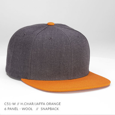 C51-W+HEATHER+CHARCOAL+JAFFA+ORANGE+TEXT