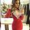 Thumbnail: Vestido Bordado Decote e Pescoço Oleira Bordada