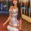 Thumbnail: Vestido Pluma Luxo