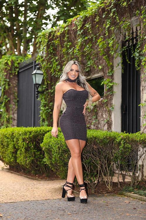 Vestido Lumia Coleira