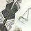 Thumbnail: Bordado Manga Longa Desenho Triangular Decote Aberto