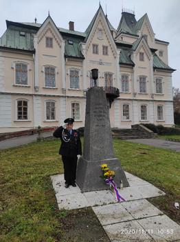 Den válečných veteránů ve Studénce