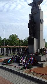 14 - 09.05. Olšanské hřbitovy -pohřebišt