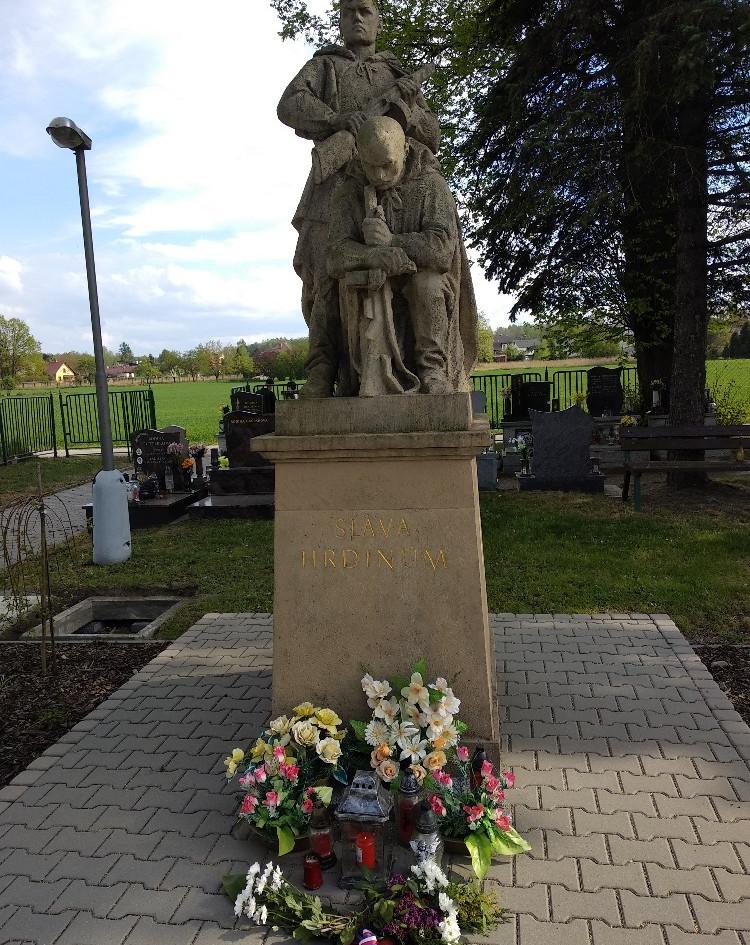 8. Pomnik padlych ruskych vojaku Bohumin