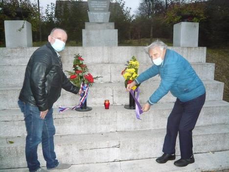 Den válečných veteránů, uctění pa