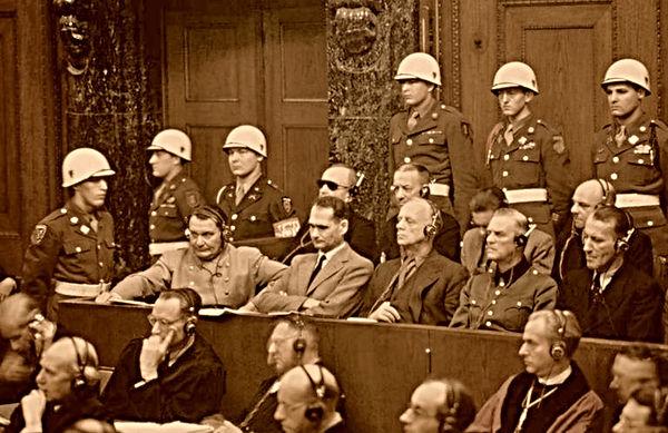 Proč je Norimberský tribunál stále a