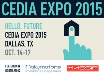 Massif Rack at Cedia Expo in Dallas