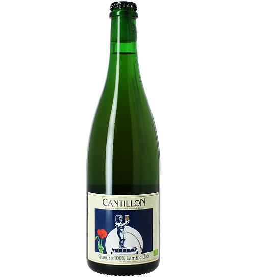 Cantillon Gueuze 19/20 Cl. 75