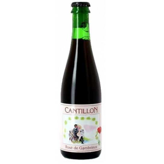 Cantillon Rosé de Gambrinus 19/20 Cl. 75