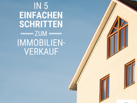 In 5 Schritten zum Immobilienverkauf in Wangen im Allgäu