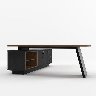 SCEWOOD- Executive Desk