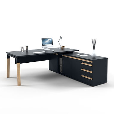 SCEWOOD- Managerial Desk