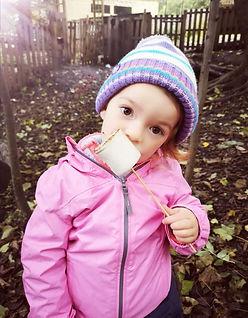 Happy Adventures Preschool - Forest School Activities