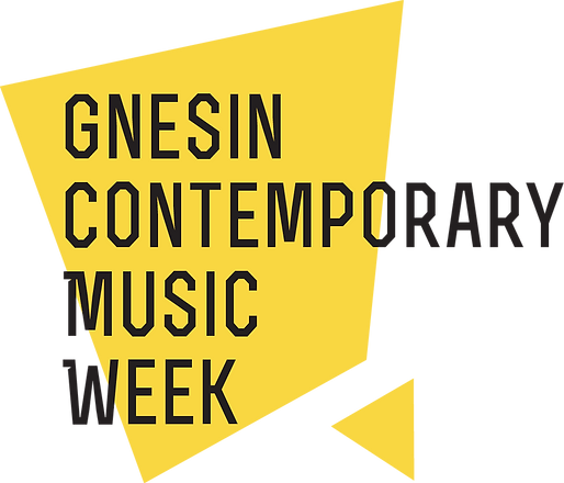 Gnesin Contemporary Music Week - 2018