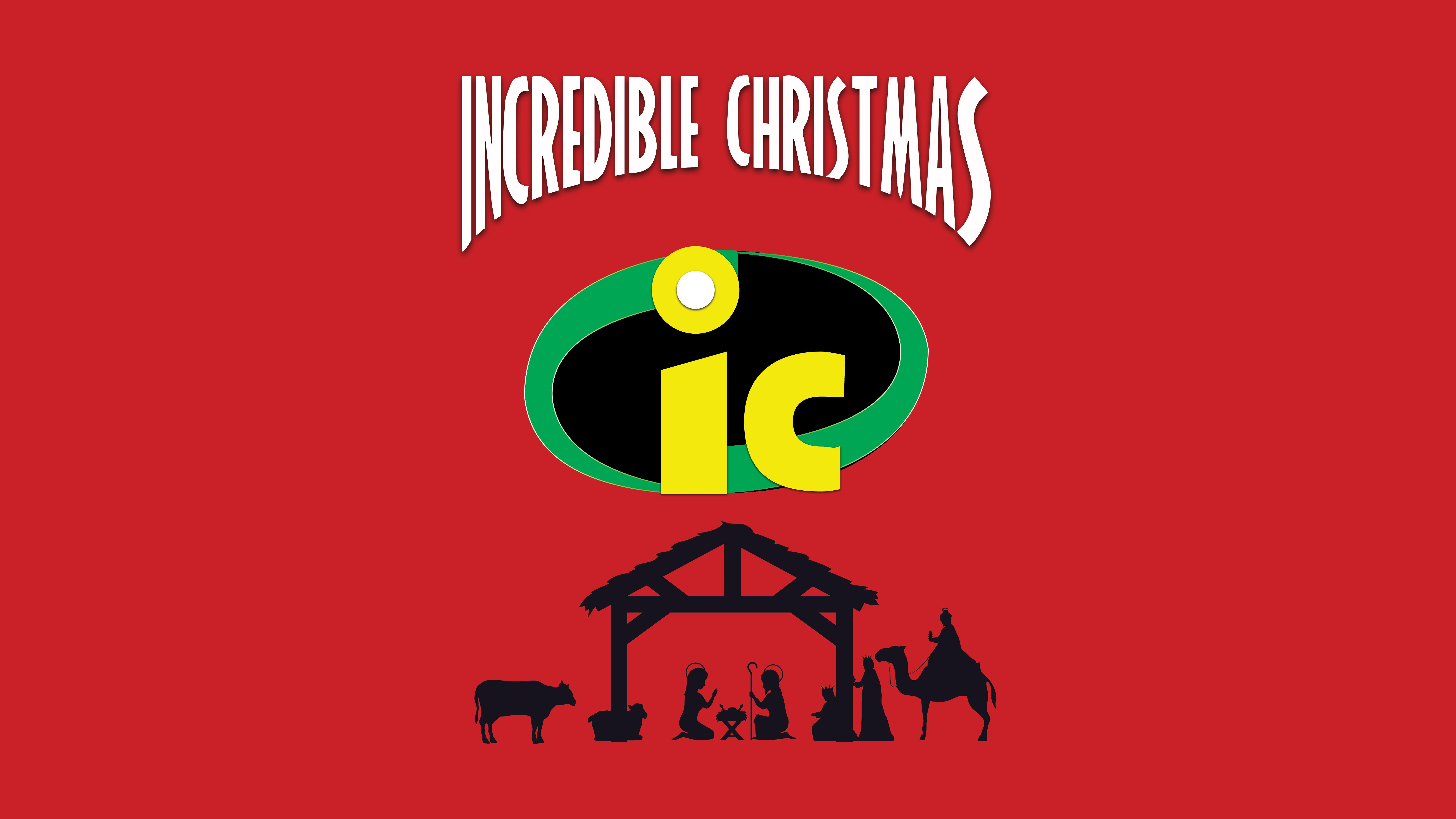 INCREDIBLE CHRISTMAS