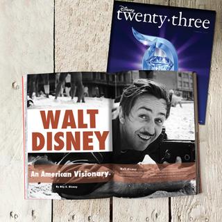Walt Disney Article