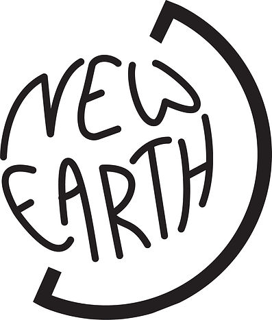 new earth jewelry co. logo deign by gbuchanan design