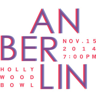Anberlin Poster