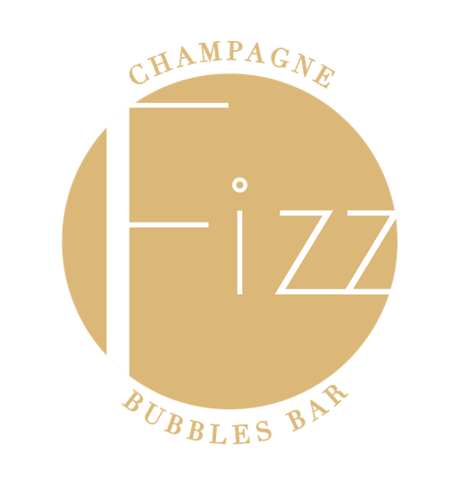 fizz champagne & bubbles bar designed by gbuchanan designs