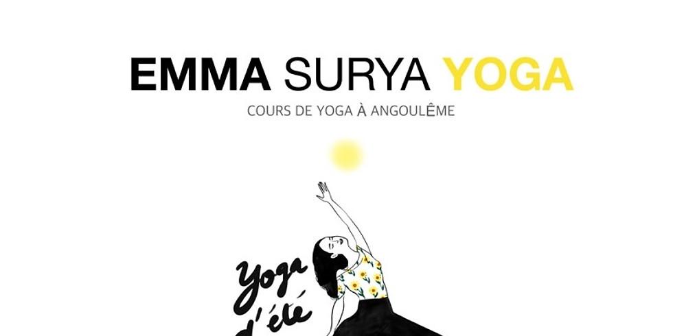 Yin yoga et bol chantants