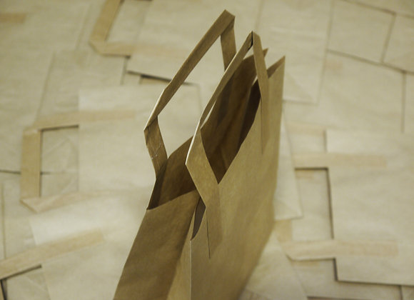 Take Away Style Paper Carrier Bags