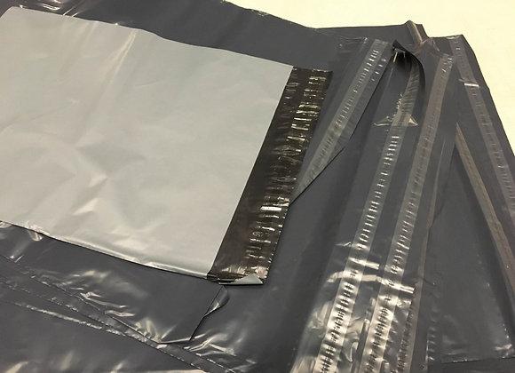 Grey Self Seal Mail Bags