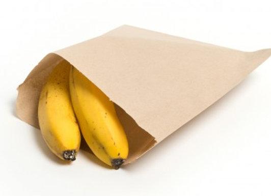Plain Brown (Kraft) Paper Bags