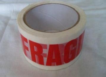 2 inch 'Fragile' Parcel Tape