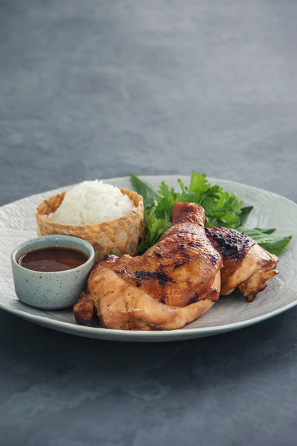 Authentic taste traditional recipe chicken thigh