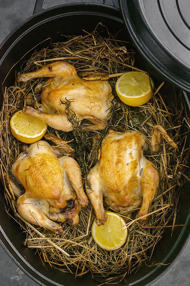 authentic taste traditional recipe baby chicken