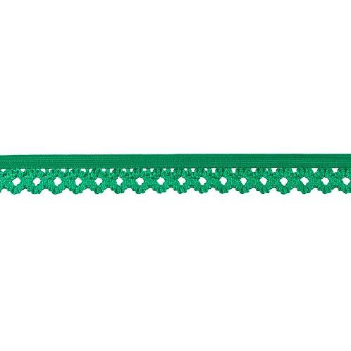 Elastique Dentelle 20MM - Vert pomme