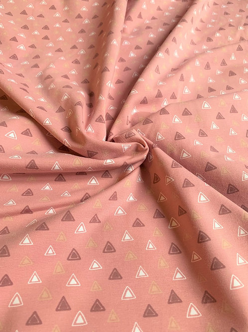 Jersey triangles - Rose