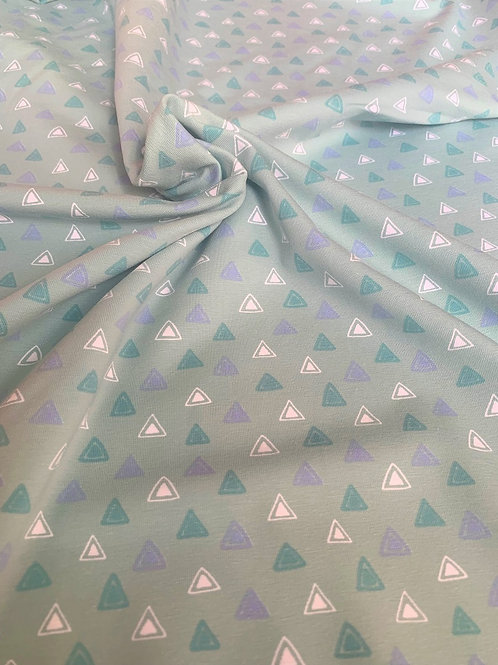 Jersey triangles - Vert