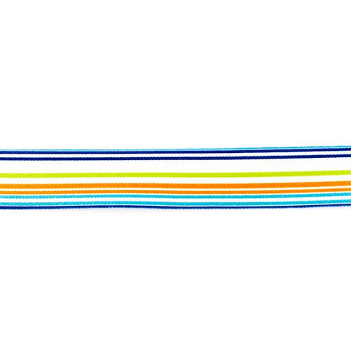Elastique Imprimé 25 mm Lignes
