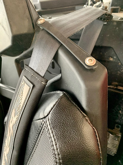 101_Kit sujeccion cinturones de seguridad (8 unidades)