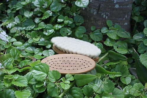 Handmade Iris Hantverk Shoe Brushes