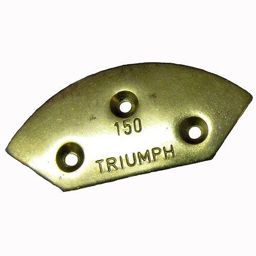 Triumph Toe Plates