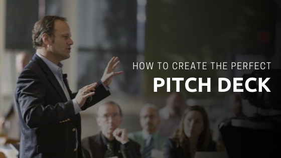 Investor Pitch Deck Template | 12 Slides You MUST Have