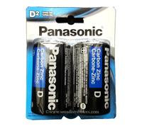 PANASONIC - Batteries - D2/2PK
