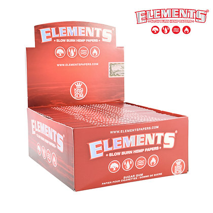 ELEMENTS RED KS SLIM
