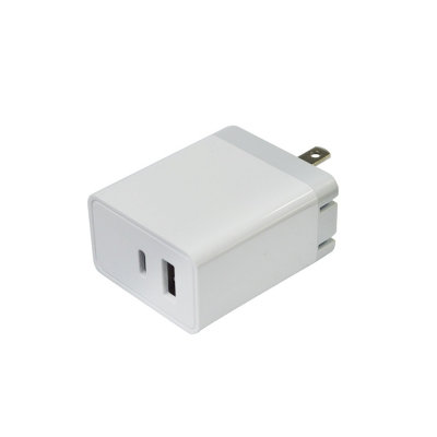 T98 USB-A + Type-C Travel Charger US
