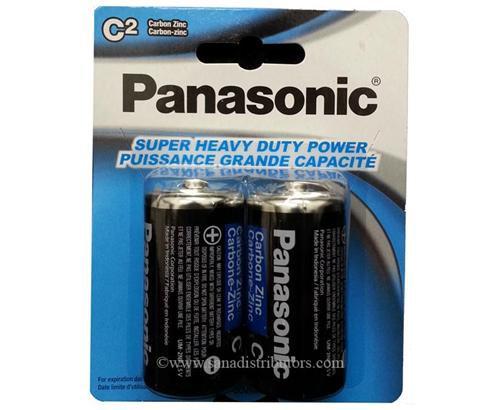 PANASONIC - Batteries - C2/2PK