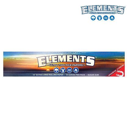 ELEMENTS 12 INCH SUPER PAPER