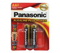 PANASONIC - ALKALINE BATTERY AA-2 BA-4772